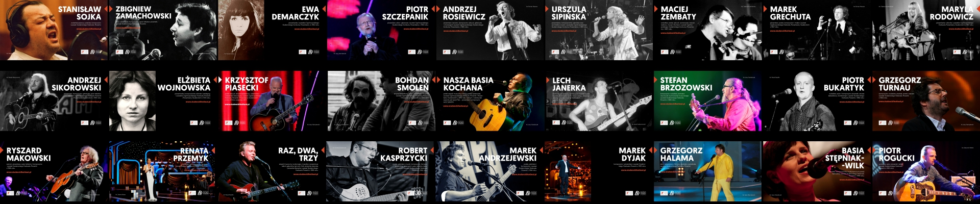 55. Studencki Festiwal Piosenki - Krakowski Festiwal Piosenki