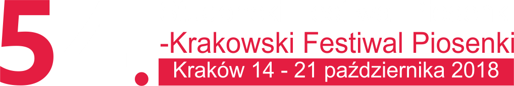 54. Studencki Festiwal Piosenki – Krakowski Festiwal Piosenki