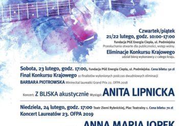 Werdykt jury OFPA Rybnik 2019 – nominacje do 55. SFP