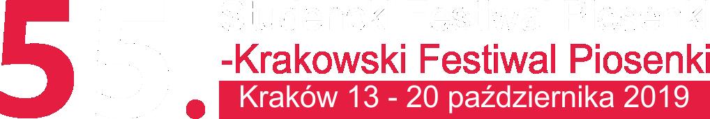 55. Studencki Festiwal Piosenki – Krakowski Festiwal Piosenki